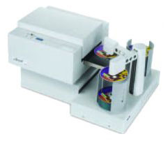 Accent Disc coater - CD/DVD